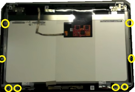HP Envy TouchSmart 4-1115DX Screen Replacement