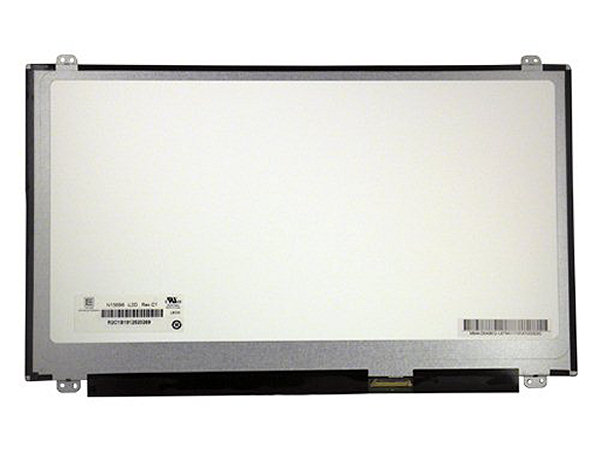 Image of a 15.6-inch slim LED laptop screen